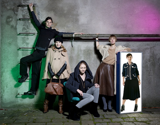 Maxima Austrian Fashion Bloggers: Miss Viki, Cooloutfit, Stylekingdom, Blica, Tschilp