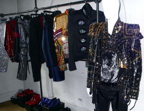 Michael Jackson's This Is It Wardrobe by Zaldy