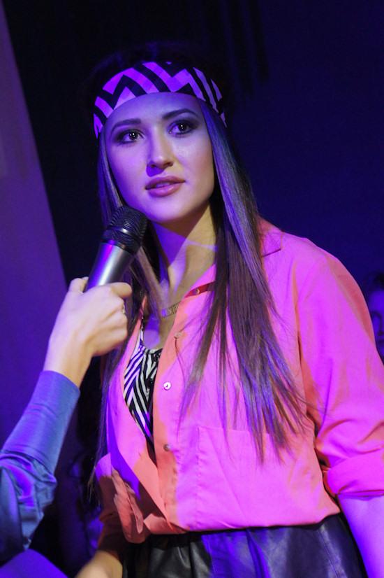 Mara Logoreci Miss Style 2011