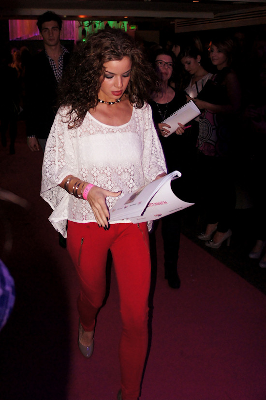 Iris Shala Miss Style 2011