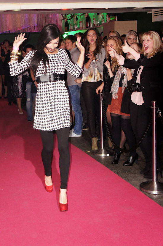 Conchita Wurst Miss Style 2011