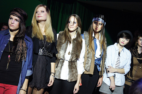 Miss Style 2011 Finalists