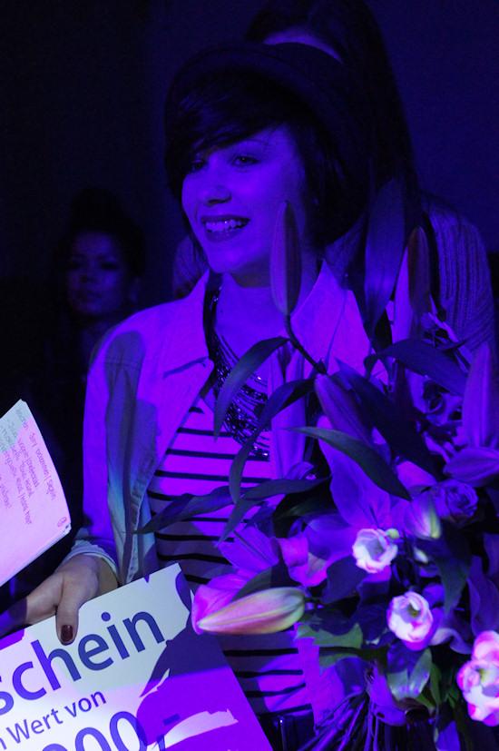 Julia Schneeberger Miss Style 2011