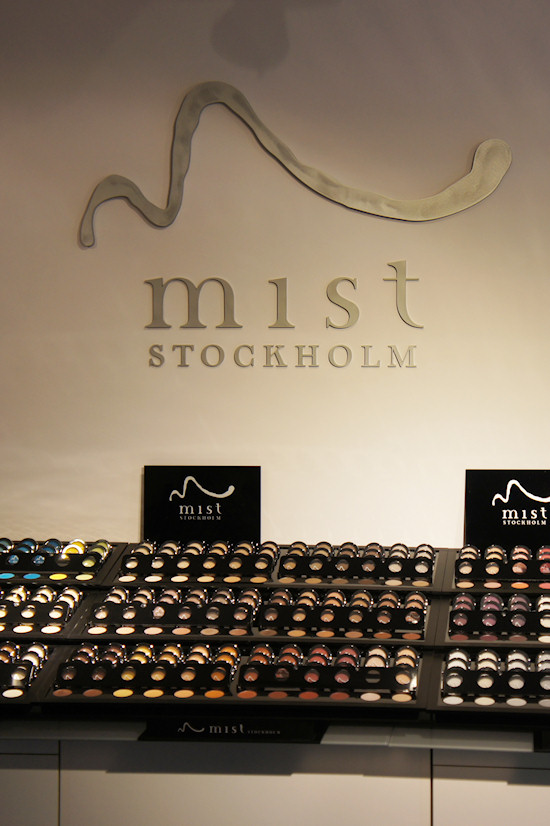 make-up institute mist Stockholm Austria Vienna