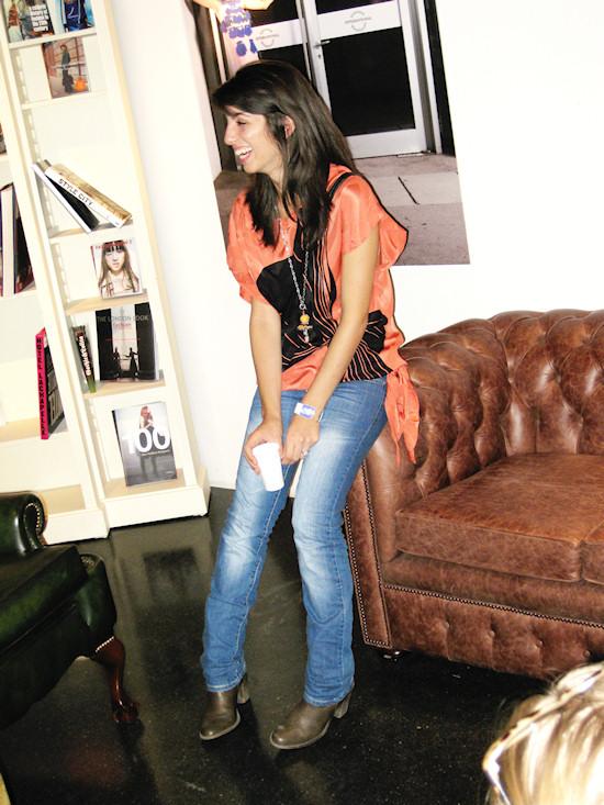 MRJ Style Josephine Raffaella Magno