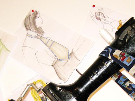 MRJ Style Sketches