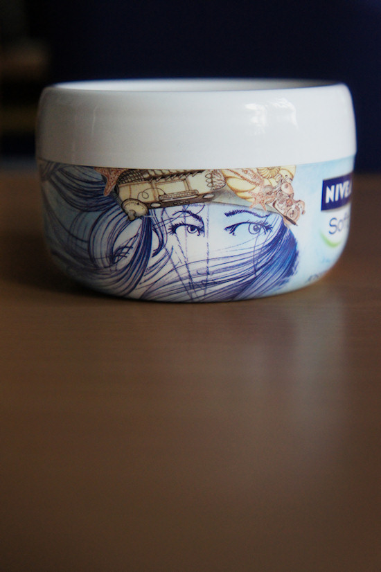 Nivea Soft Limited Sea Edition by Josep Font
