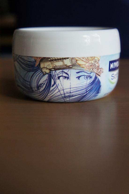 Nivea Soft Limited Sea Edition by Josep Font