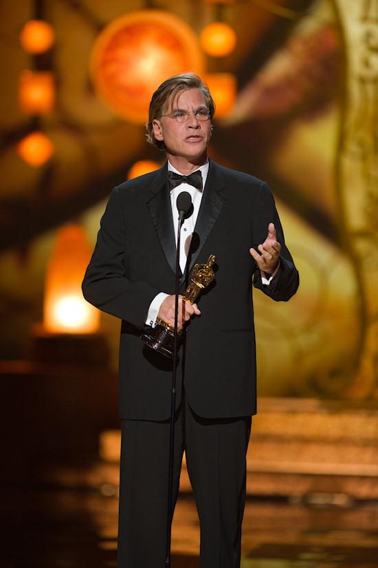 Oscars 2011 Aaron Sorkin