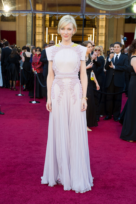 Oscars 2011: Cate Blanchett