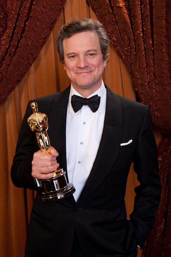 Oscars 2011 Colin Firth