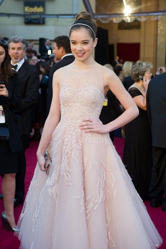 Oscars 2011: Hailee Steinfeld
