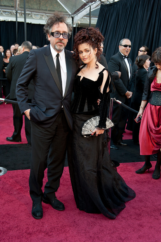 Oscars 2011: Tim Burton and Helena Bonham Carter