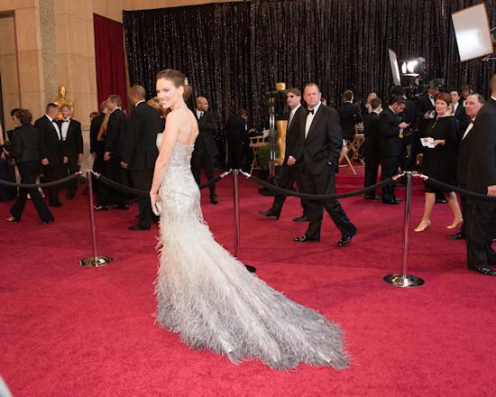 Oscars 2011: Hilary Swank