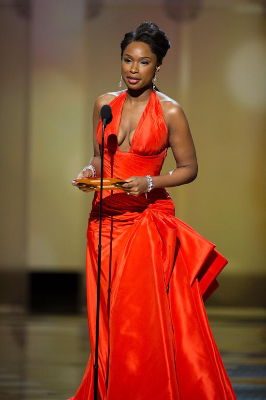Oscars 2011: Jennifer Hudson