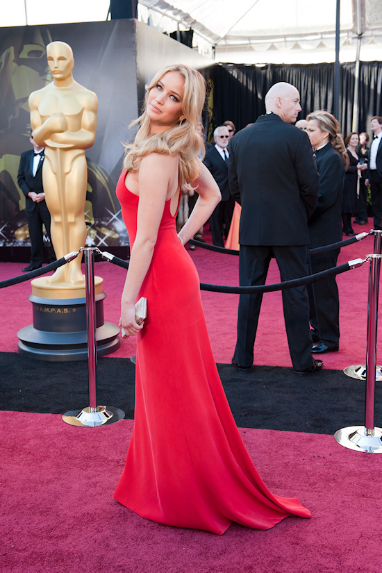 Oscars 2011: Jennifer Lawrence