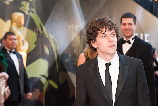 Oscars 2011: Jesse Eisenberg
