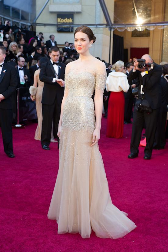 Oscars 2011: Mandy Moore