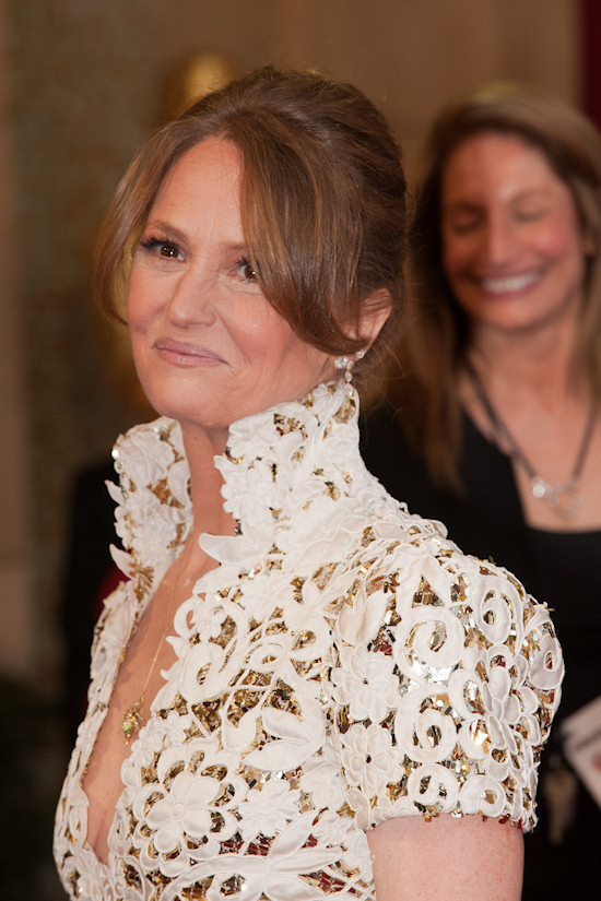 Oscars 2011 Melissa Leo