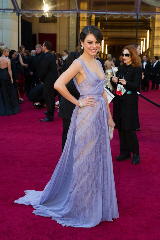Oscars 2011: Mila Kunis