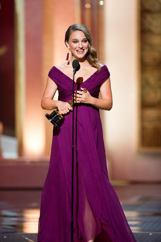 Oscars 2011: Natalie Portman
