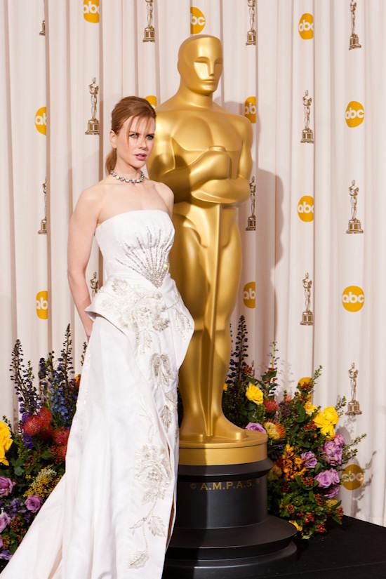 Oscars 2011: Nicole Kidman