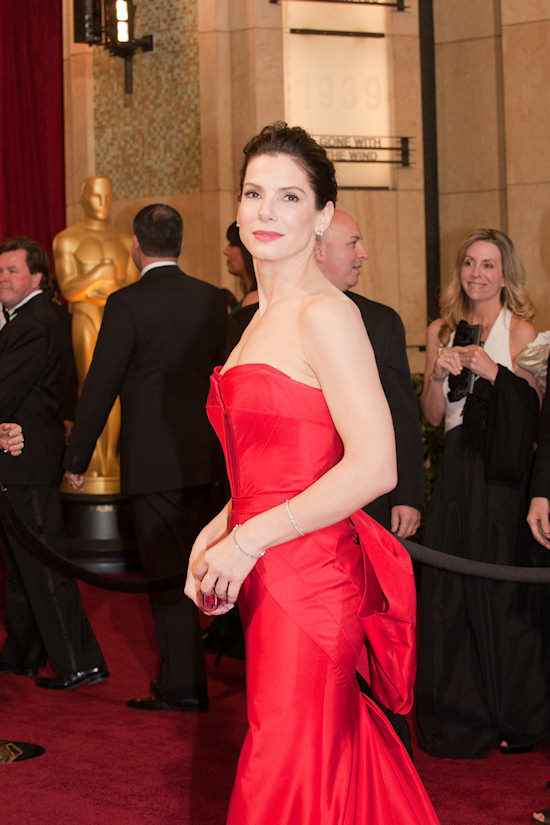 Oscars 2011: Sandra Bullock