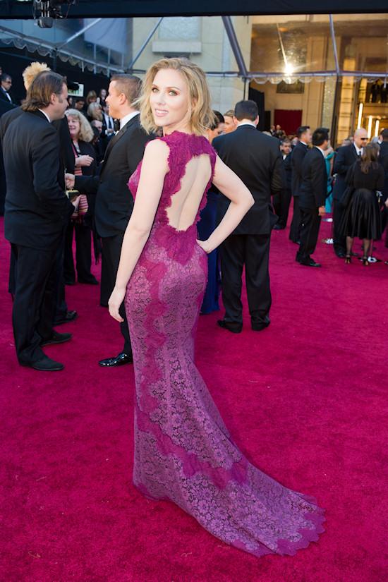 Oscars 2011: Scarlett Johansson