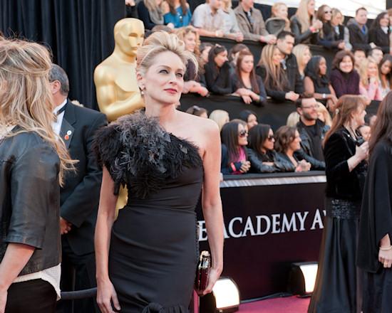 Oscars 2011: Sharon Stone