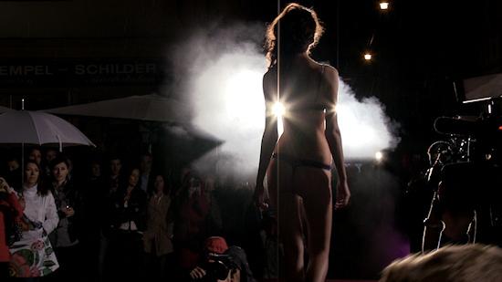 Palmers Lingerie Fashion Show