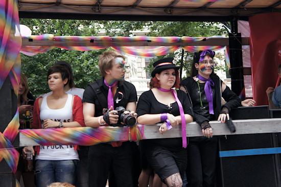 Regenbogen Parade Wien 2011