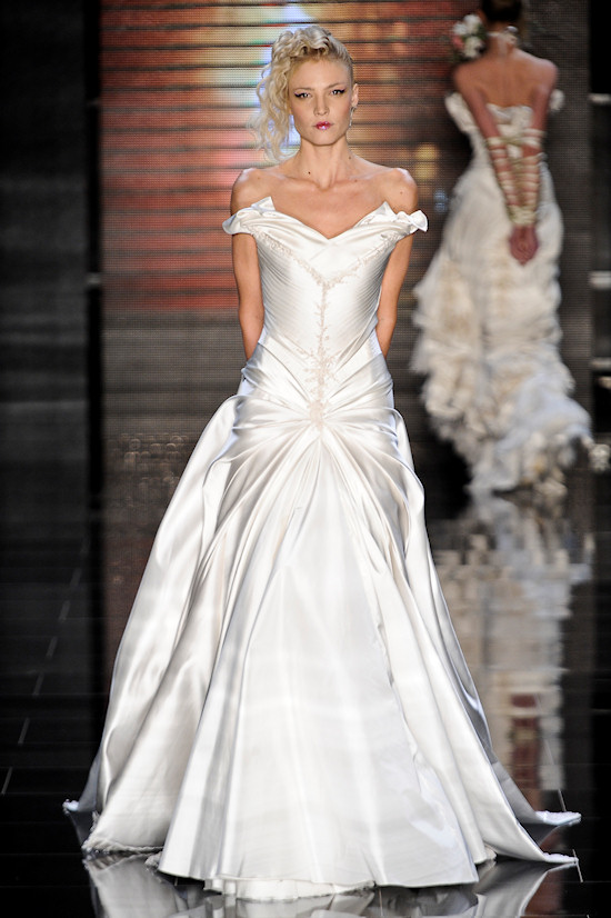 Samuel Cirnansck Wedding Dress Bride Bound