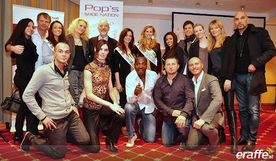The Talent Agency Team