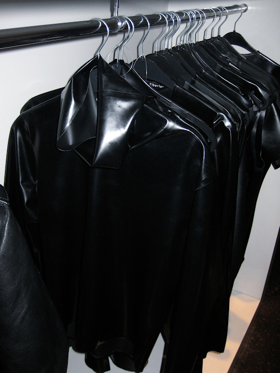 Tiberius Latex Tops
