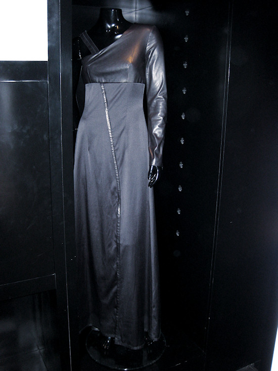 Tiberius Leather Dress