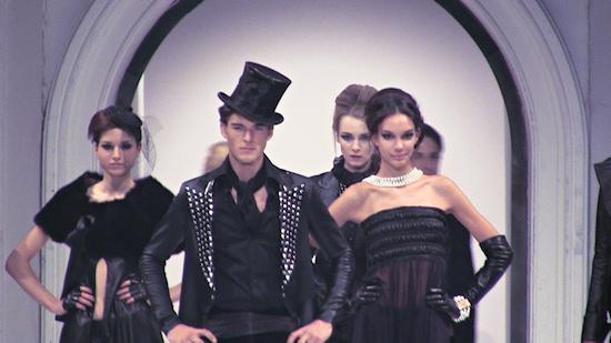 Tiberius Show Vienna Awards 2011 with Patrick Kafka
