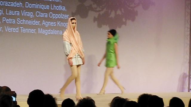 Modeschule Hetzendorf Show 2009
