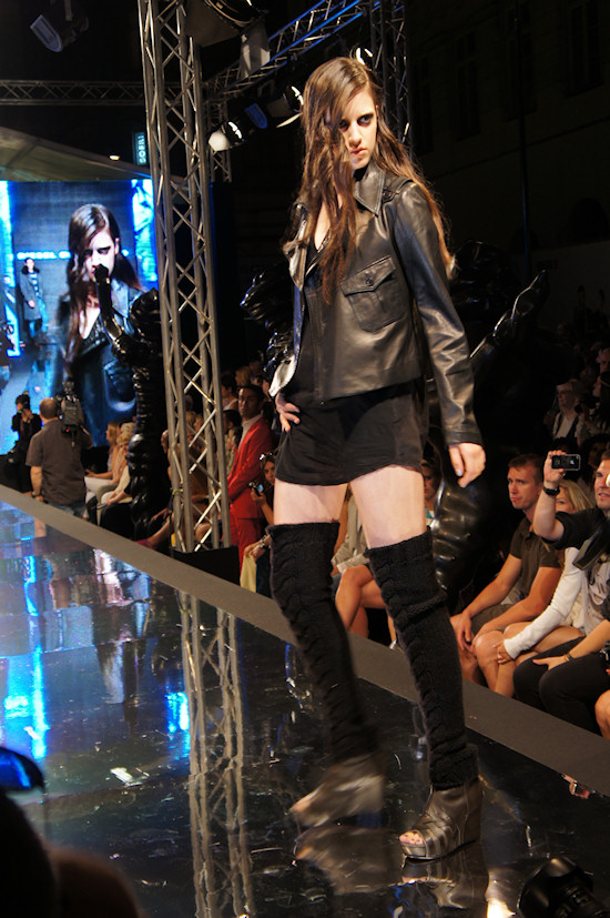 Vienna Fashion Night Jil Diesel Black Gold