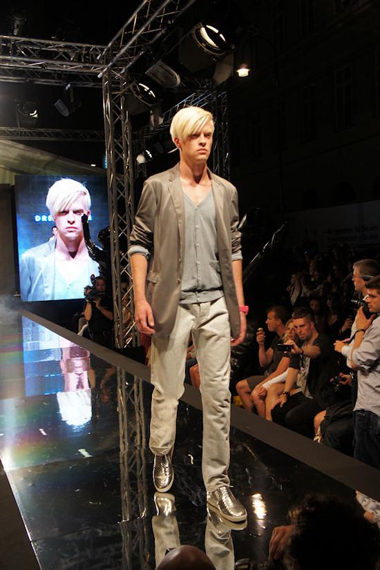 Vienna Fashion Night Dressroom
