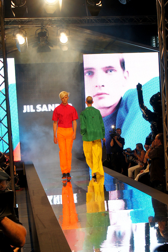 Vienna Fashion Night Jil Sander Spring/Summer 11