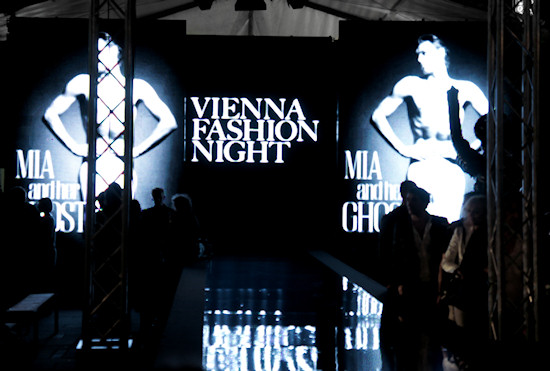 Vienna Fashion Night 11 The Stage