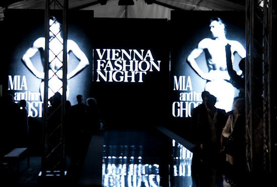 Vienna Fashion Night 11 The Stage