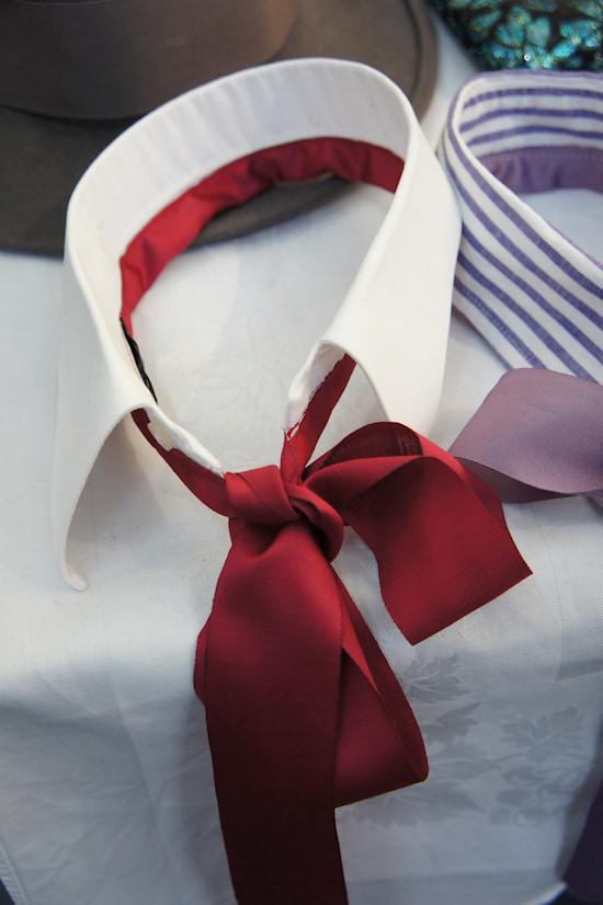 Vintage Shop Fräulein Kleidsam: Red Tie