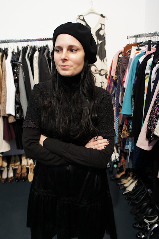Vintage Shop Fräulein Kleidsam: Ursula Wagner