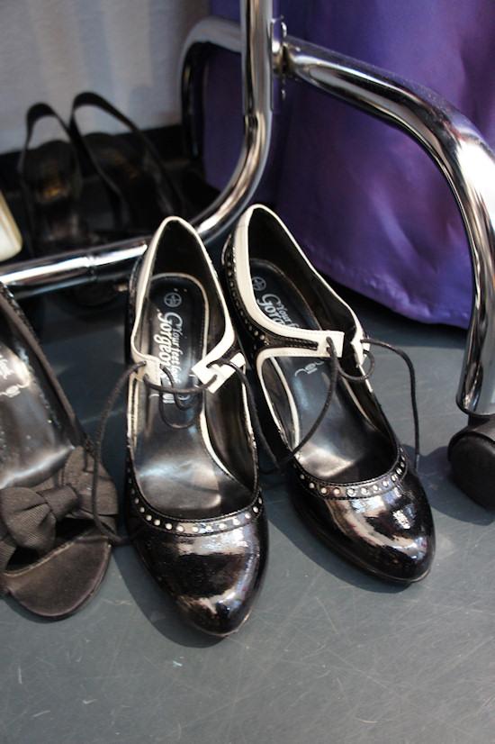 Vintage Shop Fräulein Kleidsam: Shoes