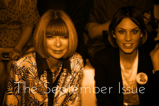 Vogue September Issue Anna Wintour