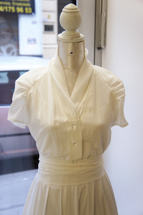Wedding Dress Saperlipopette