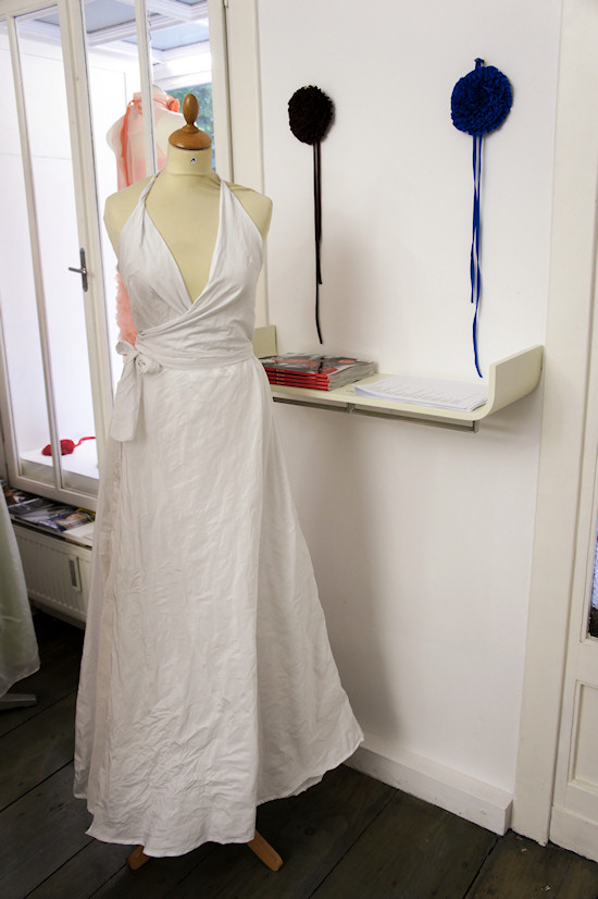 Wedding Dress Saperlipopette