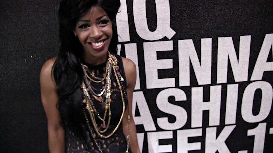 Yamaia at Vienna Fashion Week 2011