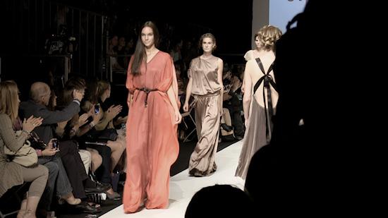 Elfenkleid Vienna Fashion Week 2011